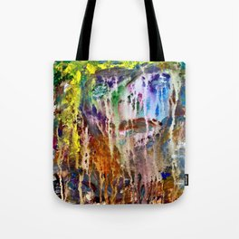 Crying Tote Bag