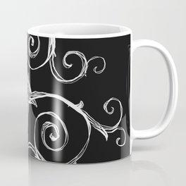 Magic Mandala Twisted Triskele Coffee Mug