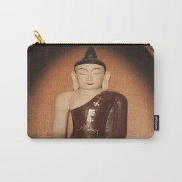 Buddha in Bagan Carry-All Pouch