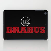 mercedes iPad Cases featuring BRABUS by Pisthead