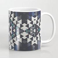 navajo Mugs featuring navajo n2 by spinL