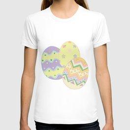 Pastel Easter Eggs I T-shirt