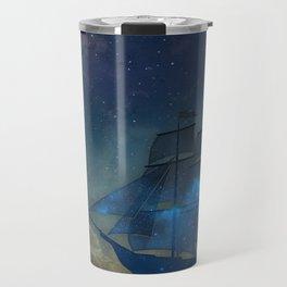 Ships and Stars Travel Mug