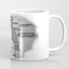 Sad bear 2 Mug