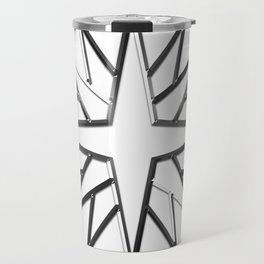 Metal Star Travel Mug