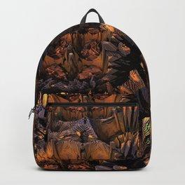 Dwarven Temple Backpack