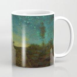 Jean-Francois Millet - Starry Night - Digital Remastered Edition Coffee Mug