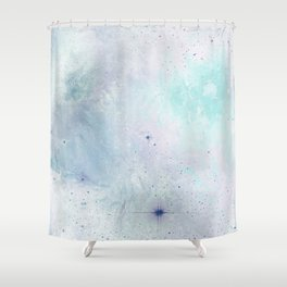 θ Columbae Shower Curtain