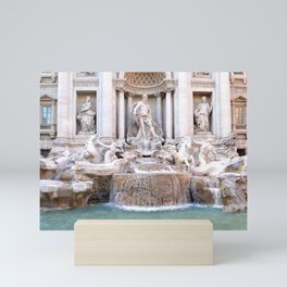 Trevi Fountain Mini Art Print