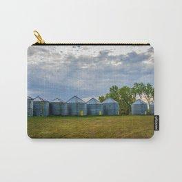 Grain Bins 3 Carry-All Pouch