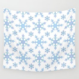 Let it Snow Mix 2 Wall Tapestry