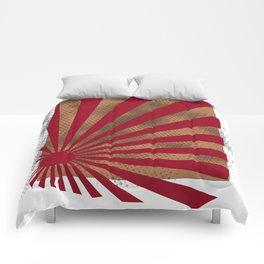 Rusty Sun Comforters