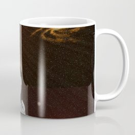 Astronaut Sun Stars Coffee Mug