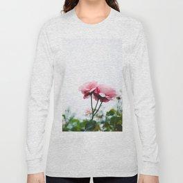 pink roses #society6 #decor #buyart Long Sleeve T-shirt