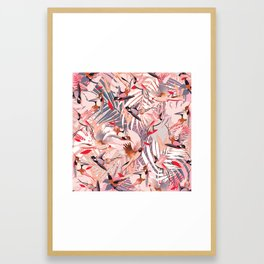 Tropical Mood II. Framed Art Print