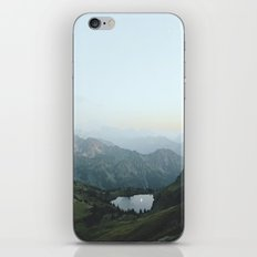 Abyssal landscape photography iPhone & iPod Skin