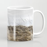 dune Mugs featuring Dune by Nancy J's Photo Creations
