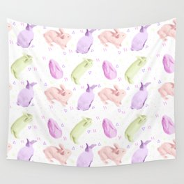 A load of Buns Wall Tapestry
