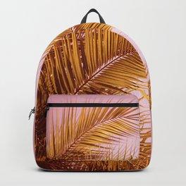 Rose Gold Tropics Backpack