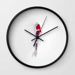 KOINOBORI Lucky Carpa Wall Clock