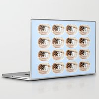brand new Laptop & iPad Skins featuring Brand New Ice Tea by mofart photomontages