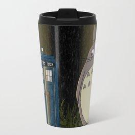 Allons-y Totoro alternate Travel Mug