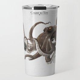 Count to Ten Travel Mug