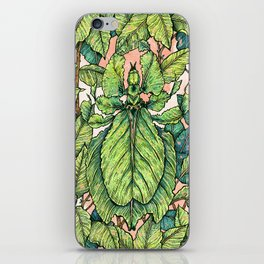 Leaf Mimic iPhone Skin