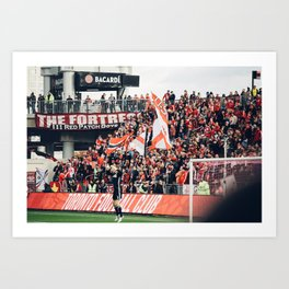 Ultras 001 Art Print