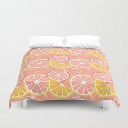 Fruit Slices Duvet Cover