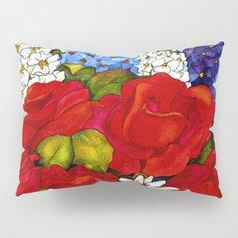 Beau Jardin Pillow Sham