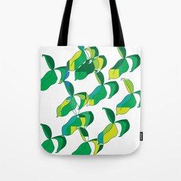 Leafy Greens Tote Bag
