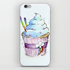 Rainbow Dash Cupcake Sweets Food iPhone & iPod Skin