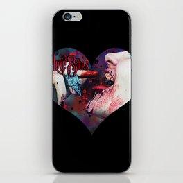Love Bites iPhone Skin