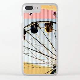 It's All in your Head Clear iPhone Case