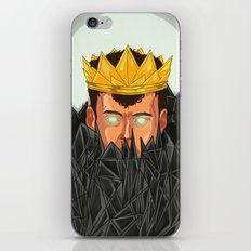The King is Under Control  iPhone & iPod Skin