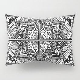 Mandala Fleur Pillow Sham