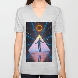 Eclipse Cult Unisex V-Neck