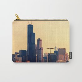 Retro Chicago Carry-All Pouch