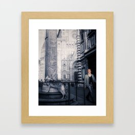 Bourgeoisie and Liberty Framed Art Print