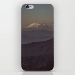 Mount Saint Helens iPhone Skin