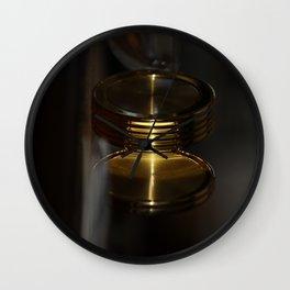 Spinning watch Wall Clock