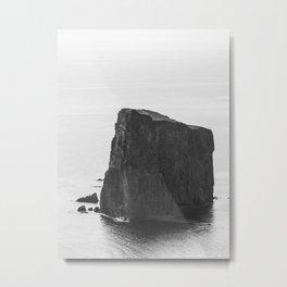 Rocher Percé Metal Print