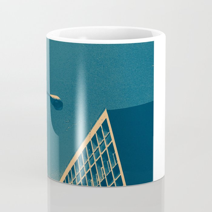 POP architecture  Coffee Mug