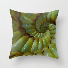Shellfish Dream Throw Pillow