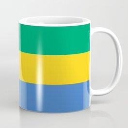 Flag: Gabon Coffee Mug