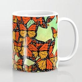Monarch butterflies Coffee Mug