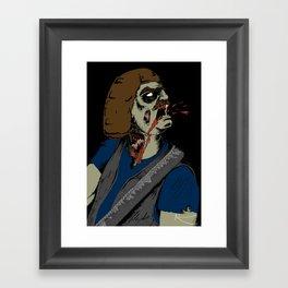 William Murderface Framed Art Print
