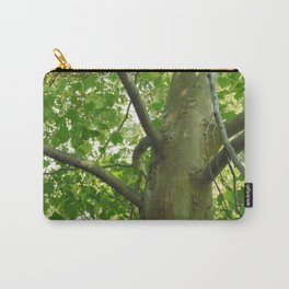 Sycamore Tree Underside Carry-All Pouch