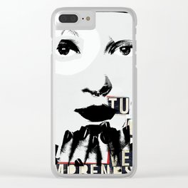 ZOÉ Clear iPhone Case